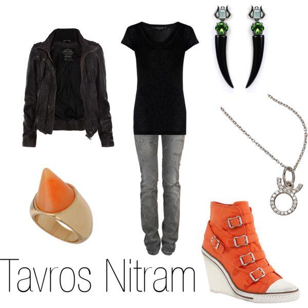 """""""Tavros Nitram"""" by ja-vy on Polyvore"""