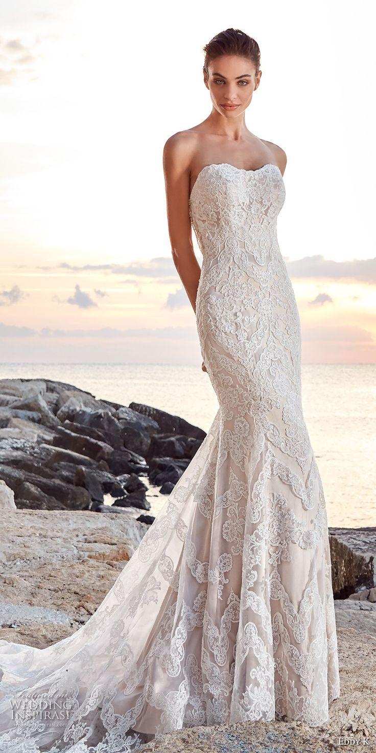 265 best Brautkleider engere Auswahl images on Pinterest | Party ...