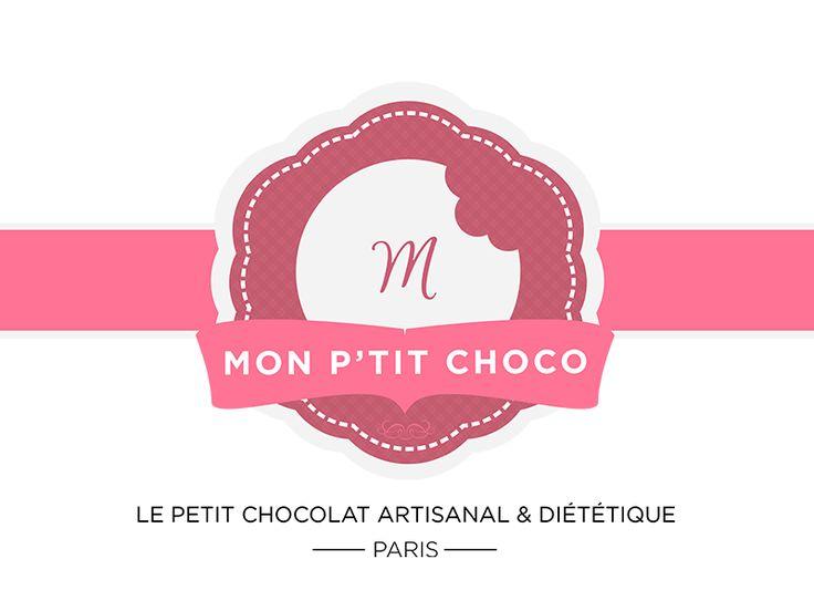 Mon P'tit Choco Logo