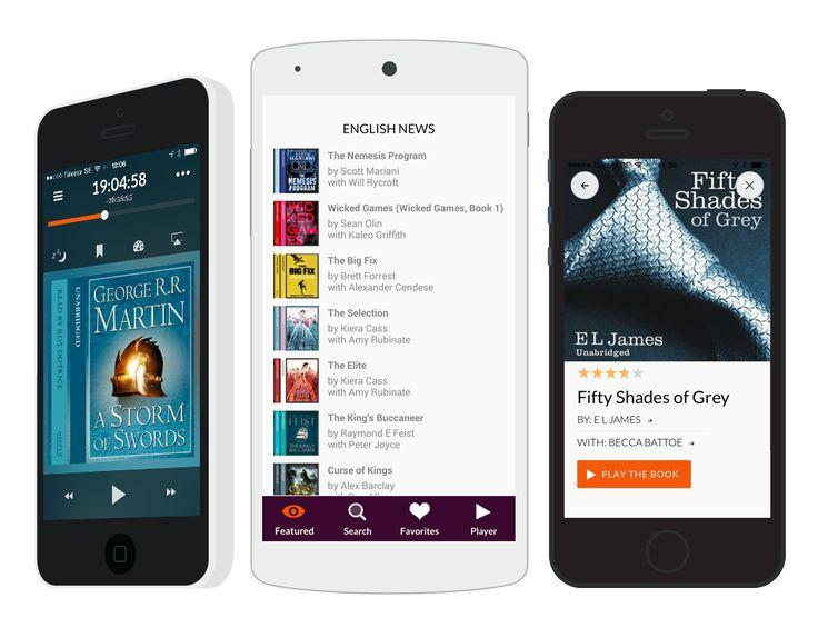 Storytel - Ljudböcker & E-böcker i mobilen