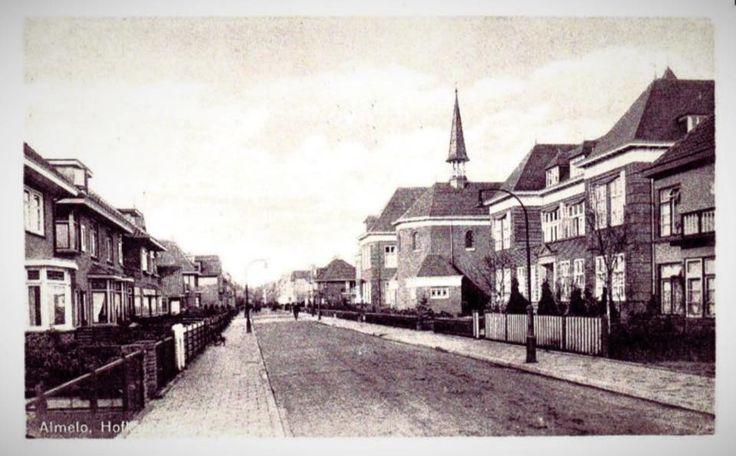 Hofkampstraat,