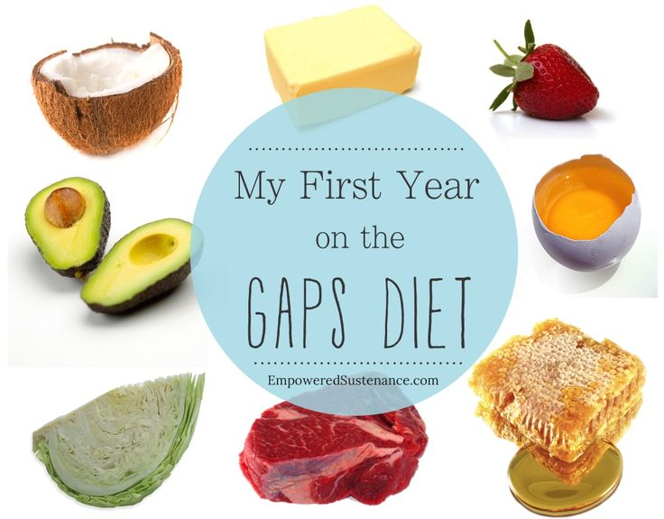 My First Year on the GAPS Diet for Ulcerative Colitis