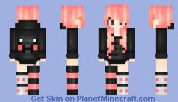 Kawaii Potato Minecraft Skin