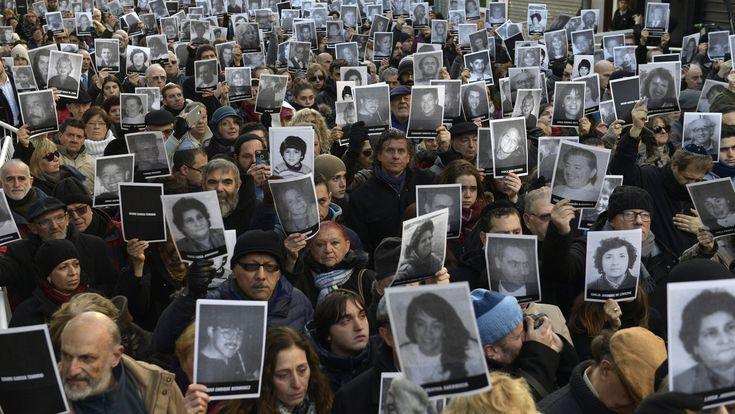 I Am a Political Prisoner in Argentina