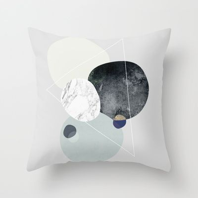 Buy Graphic 89 by Mareike Böhmer Graphics as a high quality Throw Pillow. Worldwide shipping available at Society6.com. Just one of millions of products…