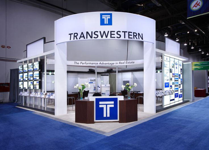 Top ICSC Booths   Transwestern