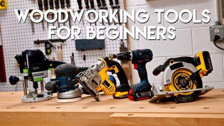 Holzbearbeitung mit einem Router #JCWoodworking