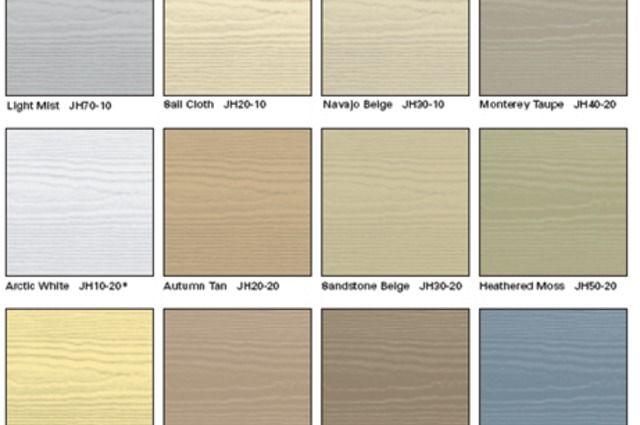 James Hardie Color Chart Rebellions