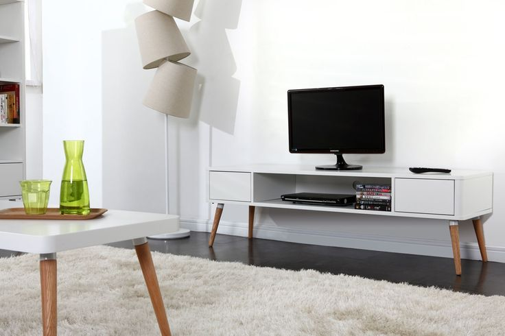 17 best ideas about meuble tv design on pinterest meuble for Meuble console ikea