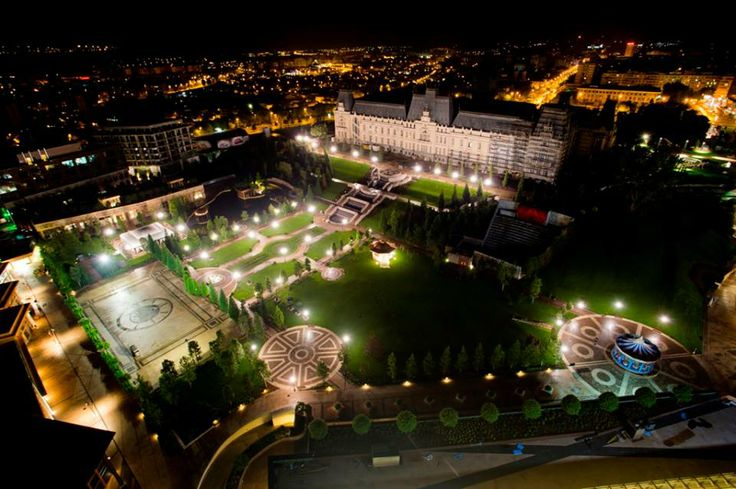 In the beautiful city of #Iasi every stone, museum, monastery, park or memorial house talks about the past. Located in northeastern #Romania as the former capital of #Moldavia, Iaşi stretches over seven rolling hills just like #Rome, offering visitors a charming landscape and a valuable lesson of history.