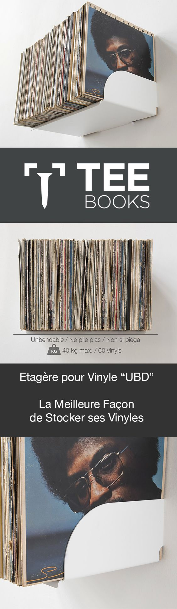 les 25 meilleures id es de la cat gorie disques vinyles sur pinterest d cor de disques vinyle. Black Bedroom Furniture Sets. Home Design Ideas