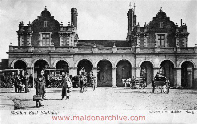 Maldon Railway