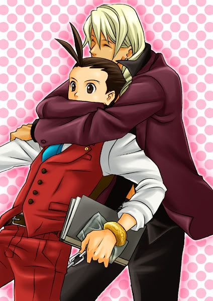 Theme apollo justice hentai join. happens