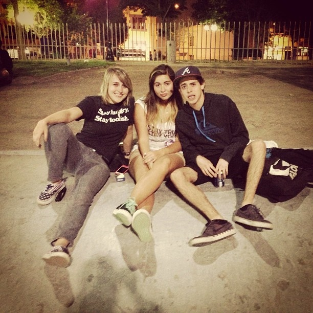 skatepark friends