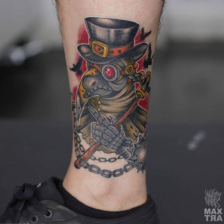 celtic punk tattoo - 736×736