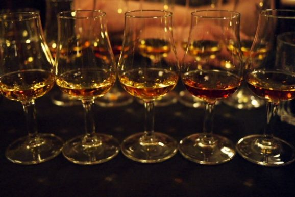 How to taste whisky!