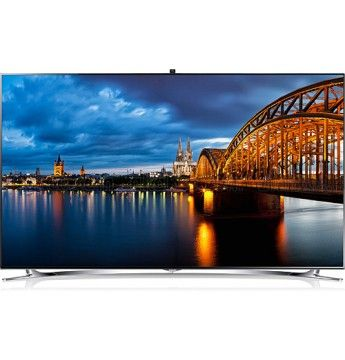 Samsung 55F8000 Full HD 3D Smart Quad Core LED TV
