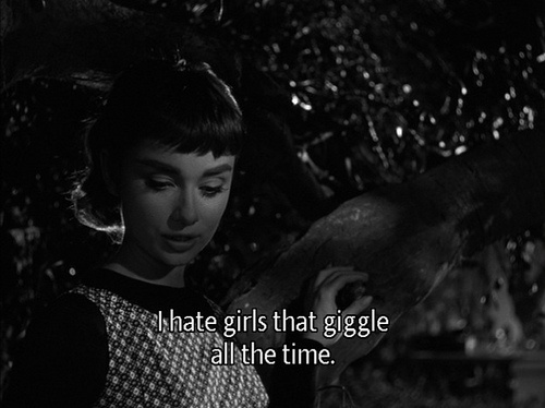Sabrina: Great Script. Great Costumes. Legendary Actors. Audrey Hepburn. Humphrey Boghart. William Holden. Watch it.