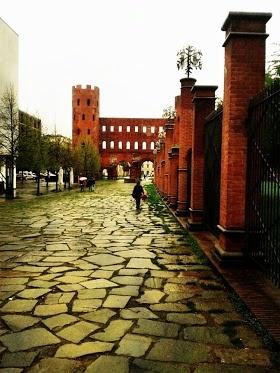 Le Porte palatine, la parte romana e più affascinante di Torino #torinocentro #InvasioniDigitali