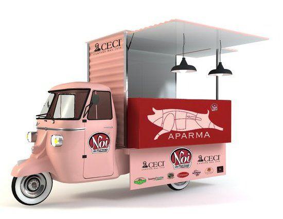 aParma ... by street food mobile