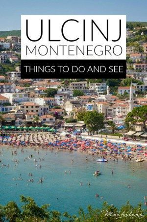 There is so much to do in the charming seaside town of Ulcinj, Montenegro! Here are all my best tips...