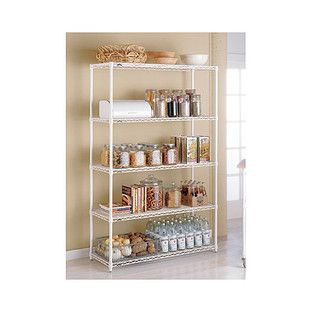 Lieblich InterMetro Kitchen Shelves