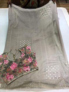 Latest Fancy Sarees Paired With Designer Blouse | Buy Online Designer Sarees | Elegant Fashion Wear #fancysaree #designerblouse