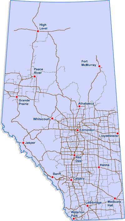 Alberta road conditions, road reports and traffic cams | 511 Alberta