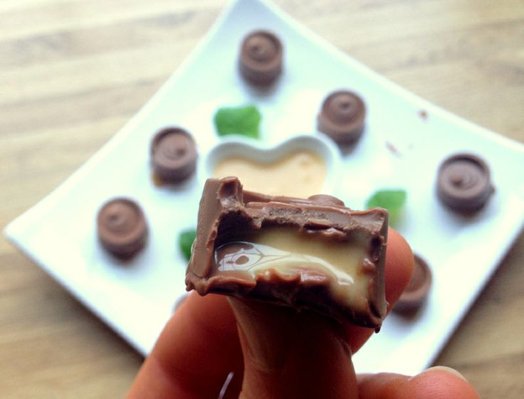 sunn karamellsaus konfekt