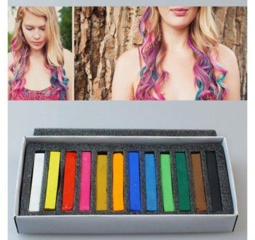 Magic Hair Saç Tebeşiri 12 Renk