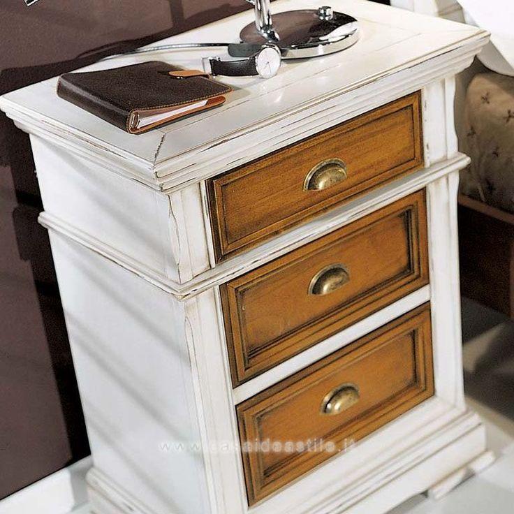 Armadio 2 Ante Liscie Altezza Cm 220 Bicolore | mobili Casa Idea Stile