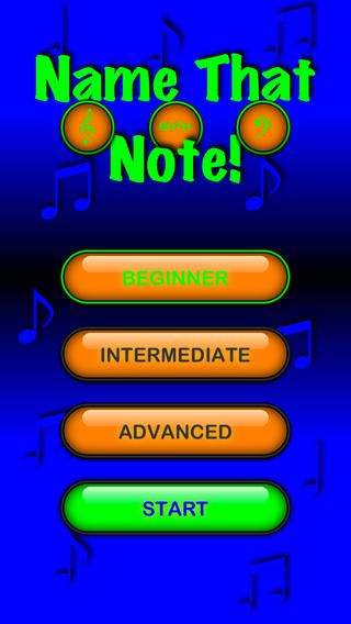 Name That Note - is a note spelling quiz for all ages. Whether you're a novice at reading music or a virtuoso this app