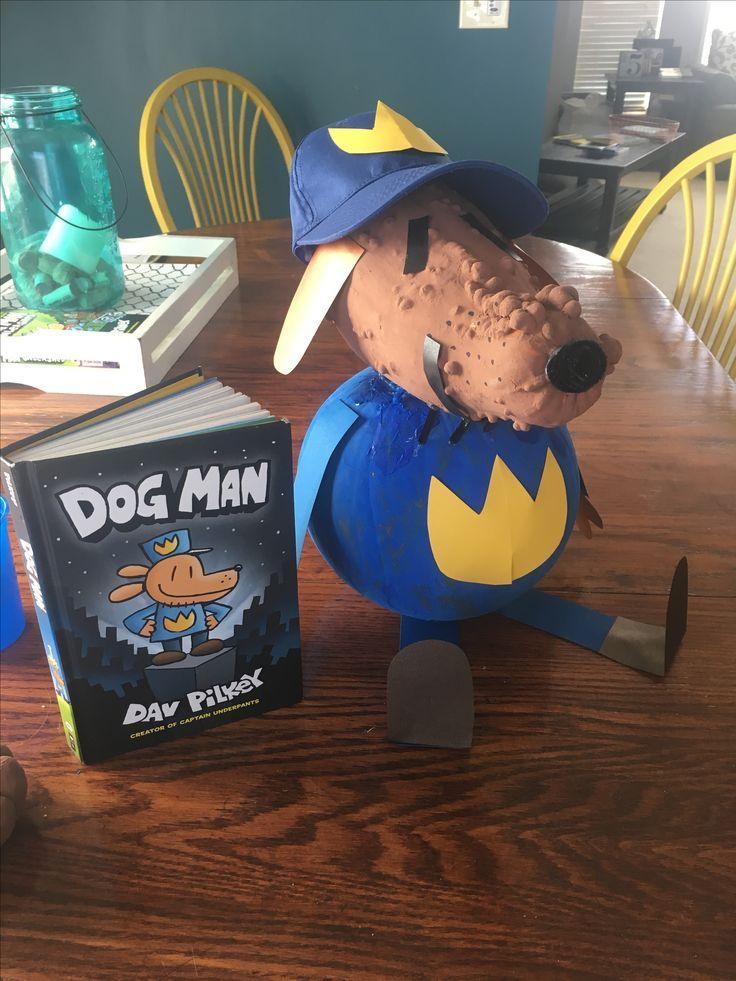Halloween Books For 2nd Graders 2020 Dog Man Pumpkin! 2nd grade book project | Pumpkin books, Story