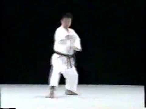 Matsumura no Rohai Shito Ryu - In progress!