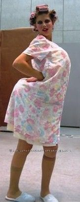 Easy Last-Minute Hillbilly Housewife Costume ...This website is the Pinterest of birthday cakes