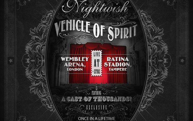 NIGHTWISH - In arrivo un DVD live! In arrivo per tutti i fan dei NIGHTWISH una grossa, grossissima sorpresa! Infatti, la band power metal ha deciso di pubblicare il prossimo dicembre un LIVE DVD composto da tre dischi. Entra nel link  #nightwish #live #dvd #metal