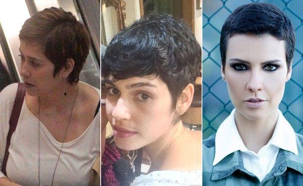 Paloma Duarte, Maria Flor e Camilla Rodrigues (Foto: Agnews | Divulgação | EGO )