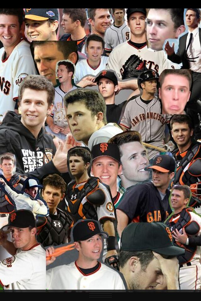Buster Posey collage