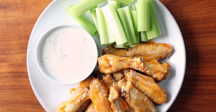 Get the recipe: buffalo chicken wings               Image Source: POPSUGAR Photography / Nicole Perry