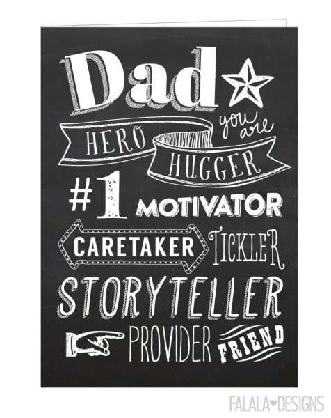 "Say ""Happy Fathers Day"" with Fun and Free Printables!! 