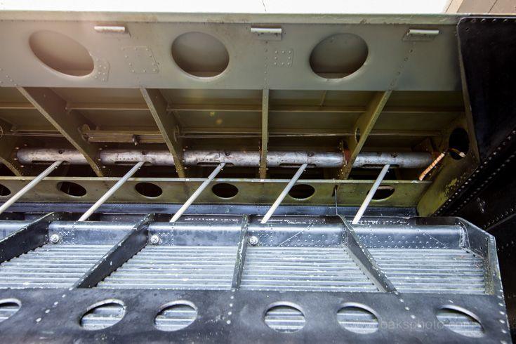 Detailing inside flaps