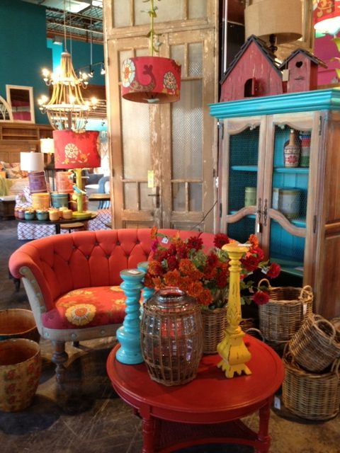 brightly painted furniture. colorful painted furniture bloom ophelia sette brightly