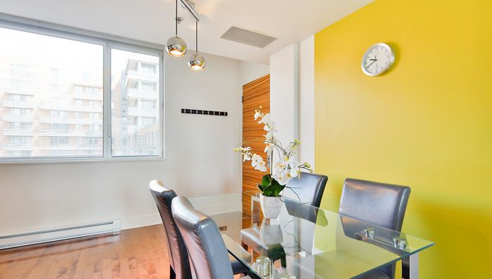 1 Bedroom furnished apartment - 202 in Gay Village, Montreal