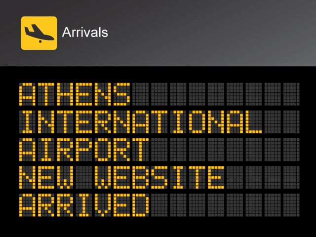 Athens International Airport 'Eleftherios Venizelos' released just last week a brand-new website offering a ground breaking digital experience to its visitors. Only five months ago and following a competition, Mozaik was designated to deliver the new website of the airport that would stand out on a global level, from design conception to front-end development.