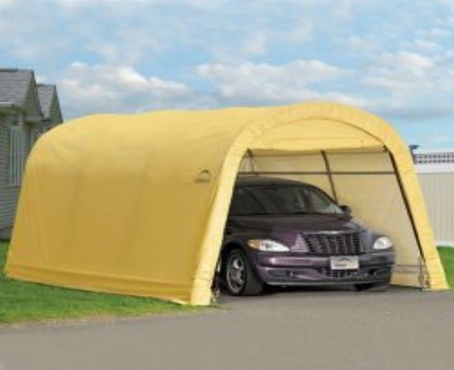 Small Car Shelter : Garage gazebo a car shelter cars and