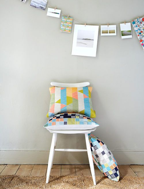colors: Wall Colors, Photo Display, Photo Ideas, Fabrics Patterns, Textiles Design, Cushions, Surface Patterns, Fabrics Design, Imogen Heath