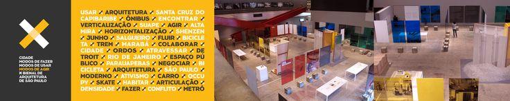 CLDT - x bienal de arquitetura de são paulo instituto dos arquitetos do brasil, 2013