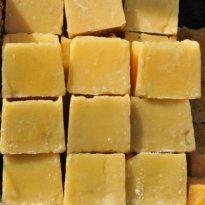 Besan Ki Barfi: Make this sweet at home out of gram flour (besan) and sugar syrup.