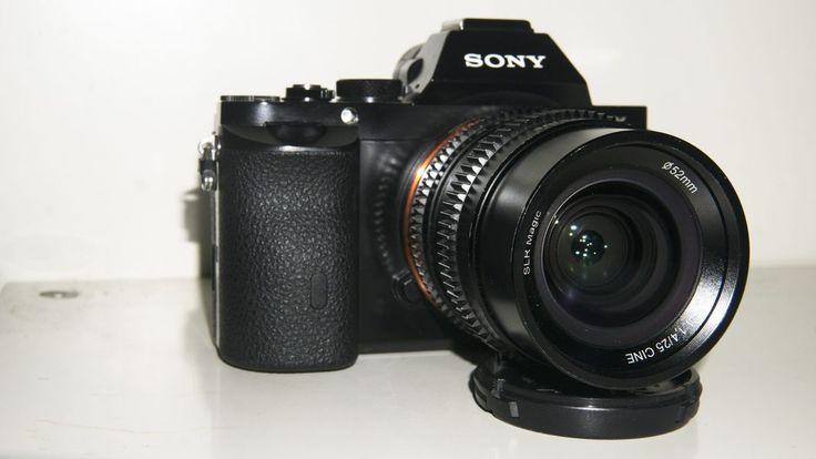 Обзор объектива SLR Magic CINE 25mm f/1.4