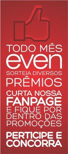 Promoção do Vista EVEN no FaceBook